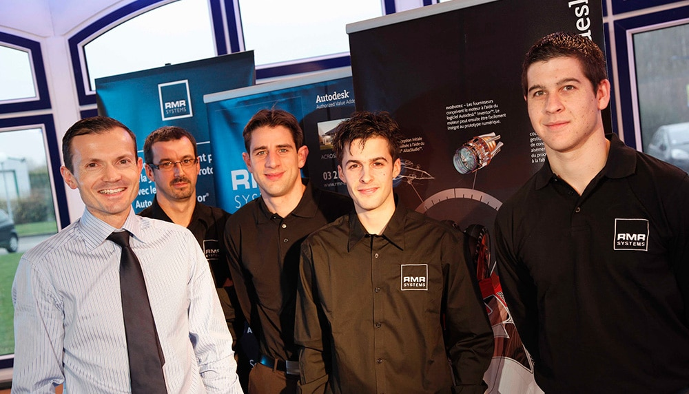 Photo du groupe RMR Systems