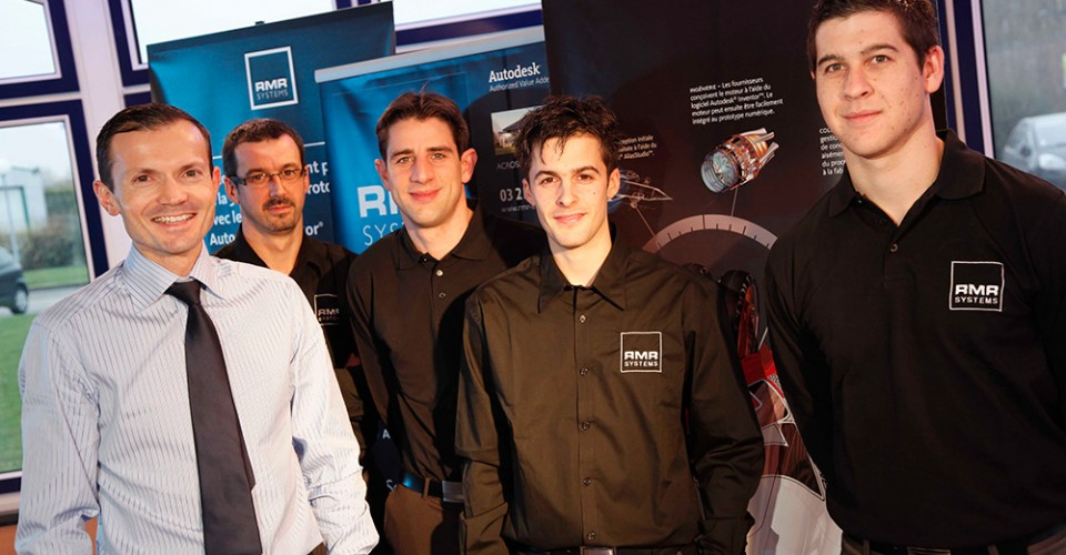 Equipe RMR Systems