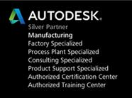 Licence RMR Systems - Silver partner Autodesk